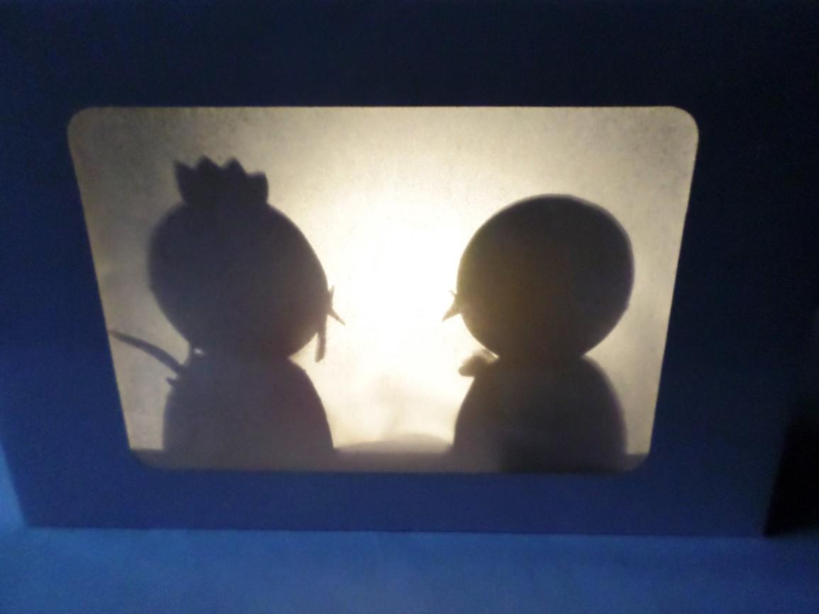 Návod na stínové divadlo
