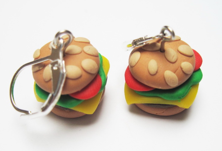 Hamburger FIMO