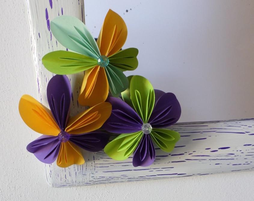 c342cc9cbdf Návod na květinu  strong z  strong  papíru