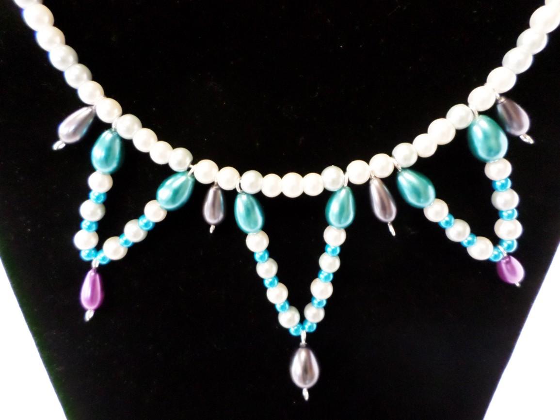 Návod na perlový náhrdelník