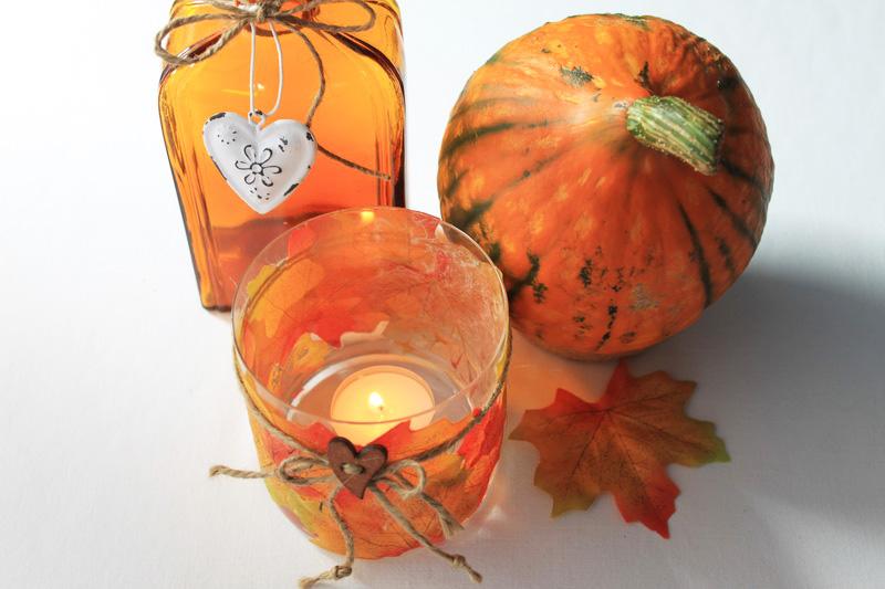 Návod na podzimní svícen 9