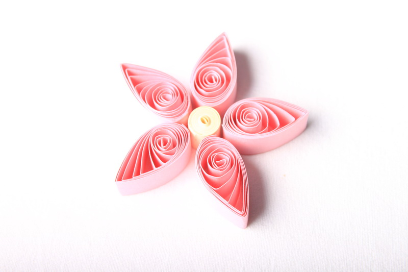 quilling postup 14