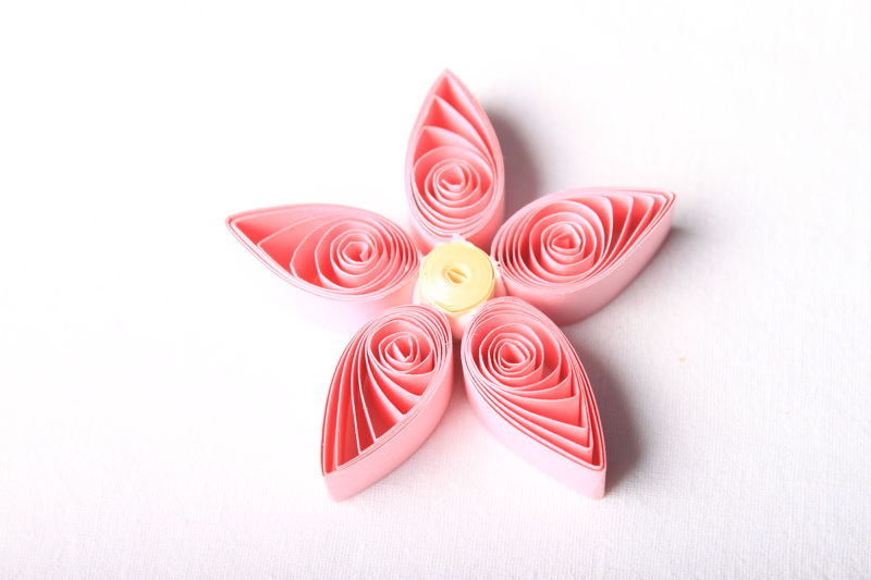 quilling postup 16