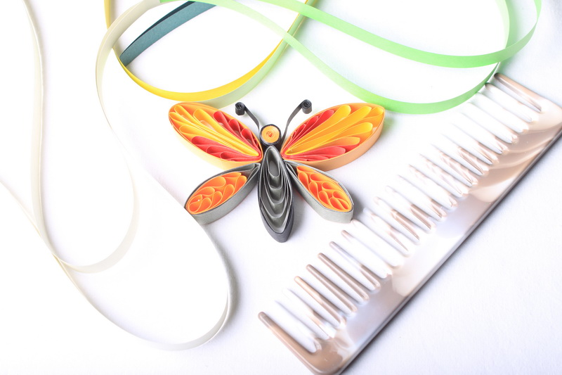 quilling postup 42